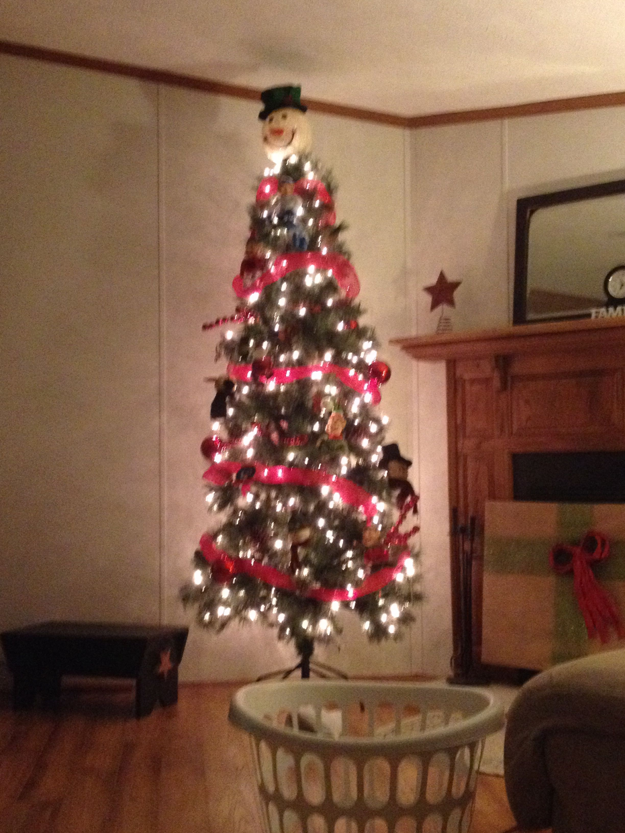 can you guess what the color theme is color themes christmas trees xmas trees - Christmas Tree Color Themes