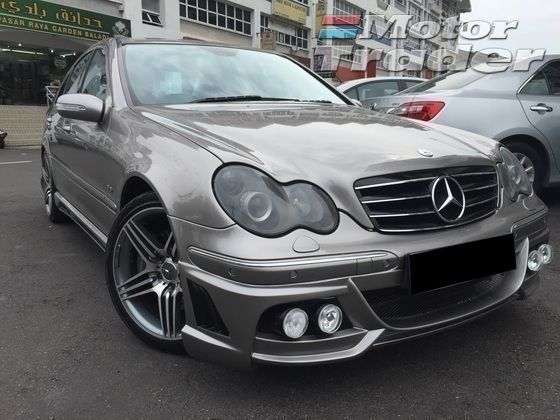2006 Mercedes Benz C230 Avantgarde 2006 Rm63 800 Mercedes Benz C230 Mercedes Benz Cars Mercedes Benz