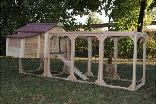 eco poules poulailler casa 3 id es jardin pinterest poulaillers eco et poule. Black Bedroom Furniture Sets. Home Design Ideas