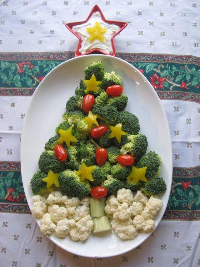 wwwgoodshomedesigncom 10 creative christmas veggie trays