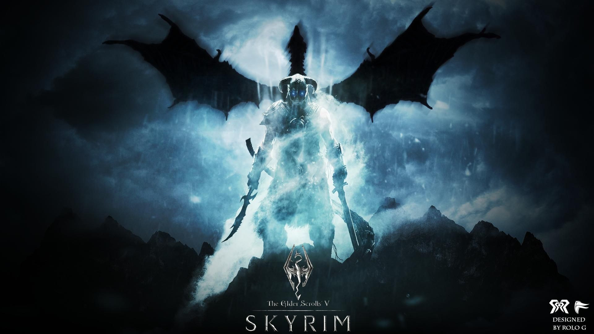 20 Skyrim Wallpapers 1920x1080p Skyrim Wallpaper and Wallpaper