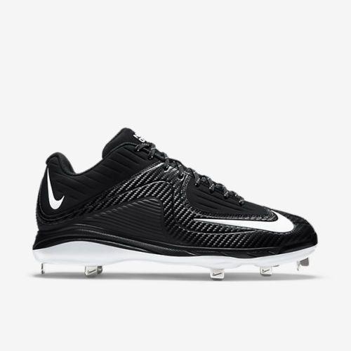 c034583bdafe Black · Nike Air Max MVP Pro 2 II Baseball Cleats Mens Size 14 Black White  ...