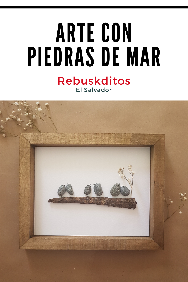 Pin On Arte Con Piedras