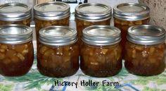 Hickery Holler Farm Apple Pie Jam Apple pie jam, Apple