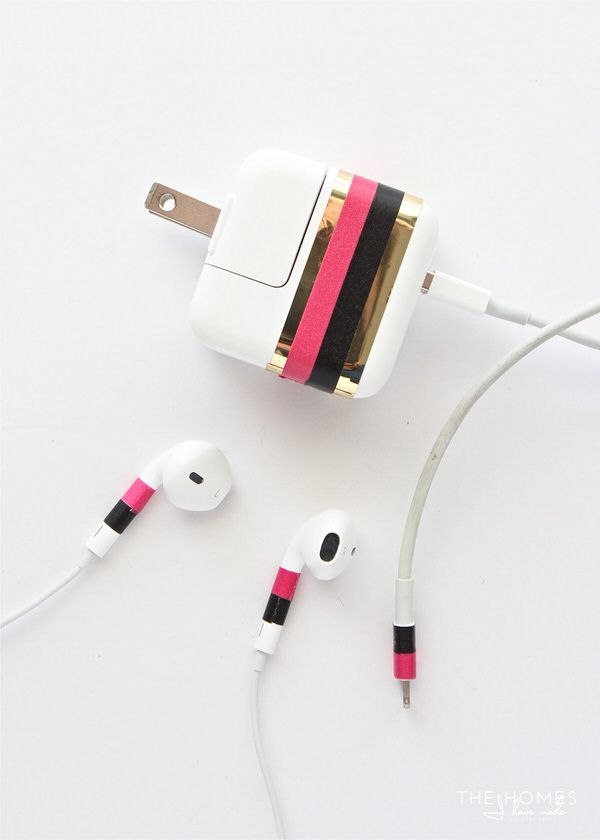 An Easy Way to Label Chargers and Cords! | Device ...