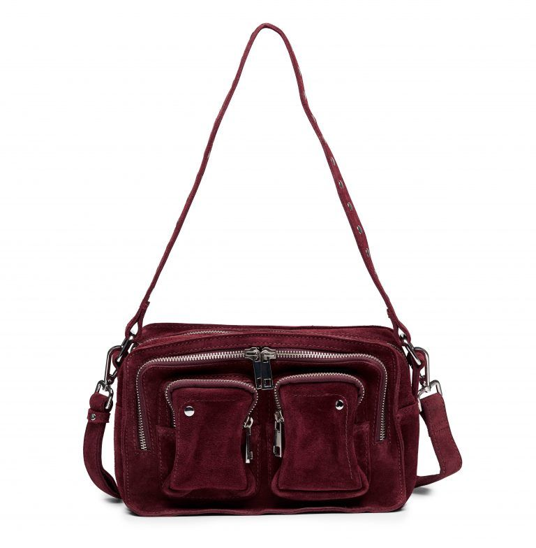 Ellie Suede Rasperry Nunoo Bags | Tasker, Tøj og Outfits