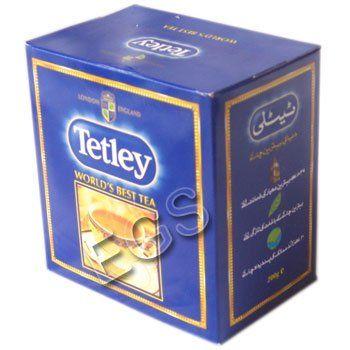 WORLD'S BEST TEA. Even says it on the tin.