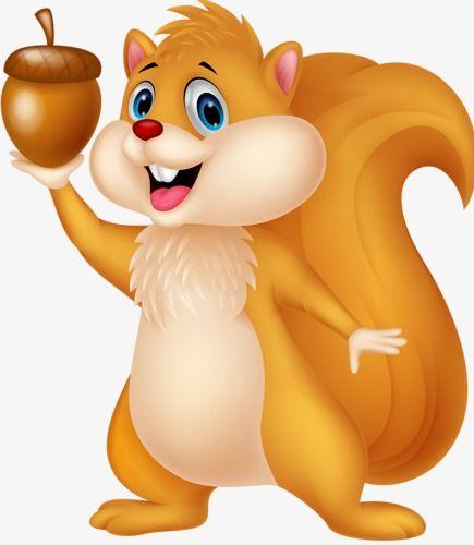 Squirrel Squirrel Clipart Cartoon Squirrel Cartoon Animals Png Transparent Clipart Image And Psd File For Free Download Cartoon Clip Art Clip Art Cute Art