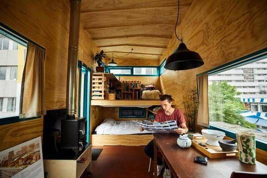 hypotheekvrij wonen in 39 n zelfgebouwd tiny house waarom