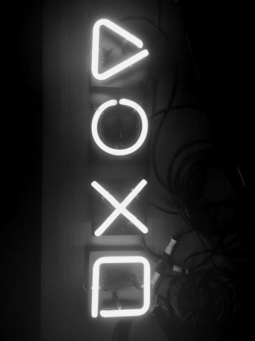 I Ve Been Staring At These Symbols For The Past Three Months For Me Awesome Content Follow Me At Twitch Video Game Rooms Playstation Room Game Room Decor