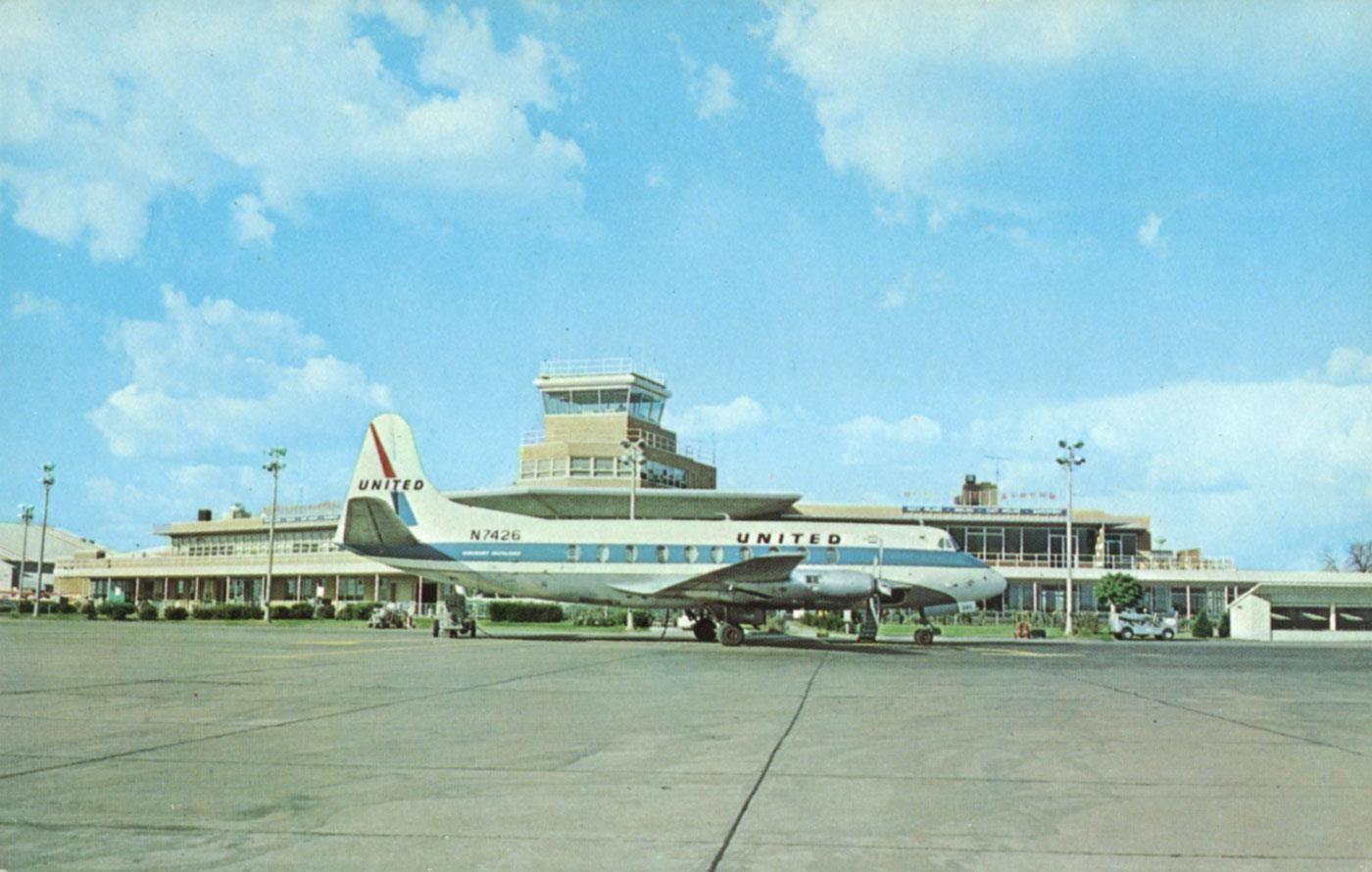 Qwad City Airport Airport City United Air Quad Cities