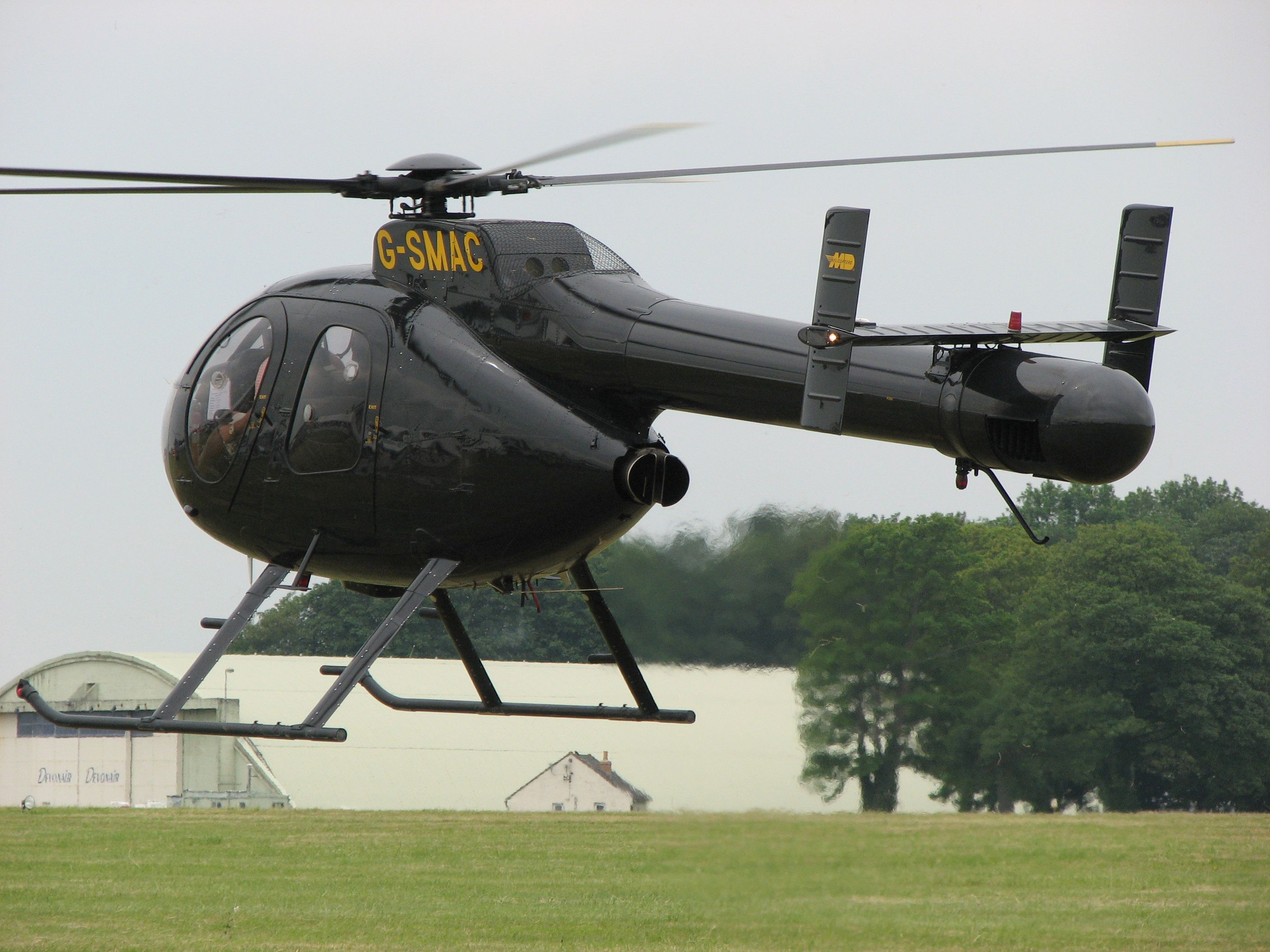 A notar md 520n md 520n introduced a revolutionary advance in helicopter design dispensing with