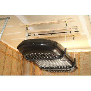 Robot Check Garage Ceiling Storage Diy Overhead Garage Storage Overhead Garage Storage