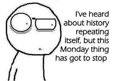 Monday part 2