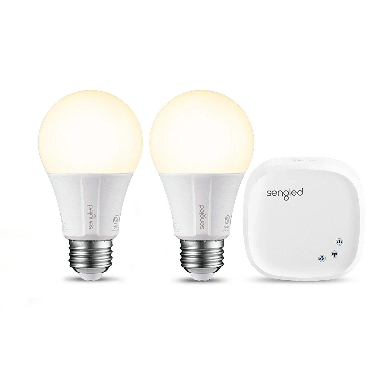 Smart Lights Control With Alexa And Google Assistant Smart Light Bulbs