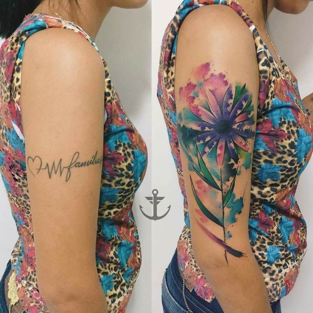 Pin by Ashley Dunlap on Tattoos I Love Cover tattoo