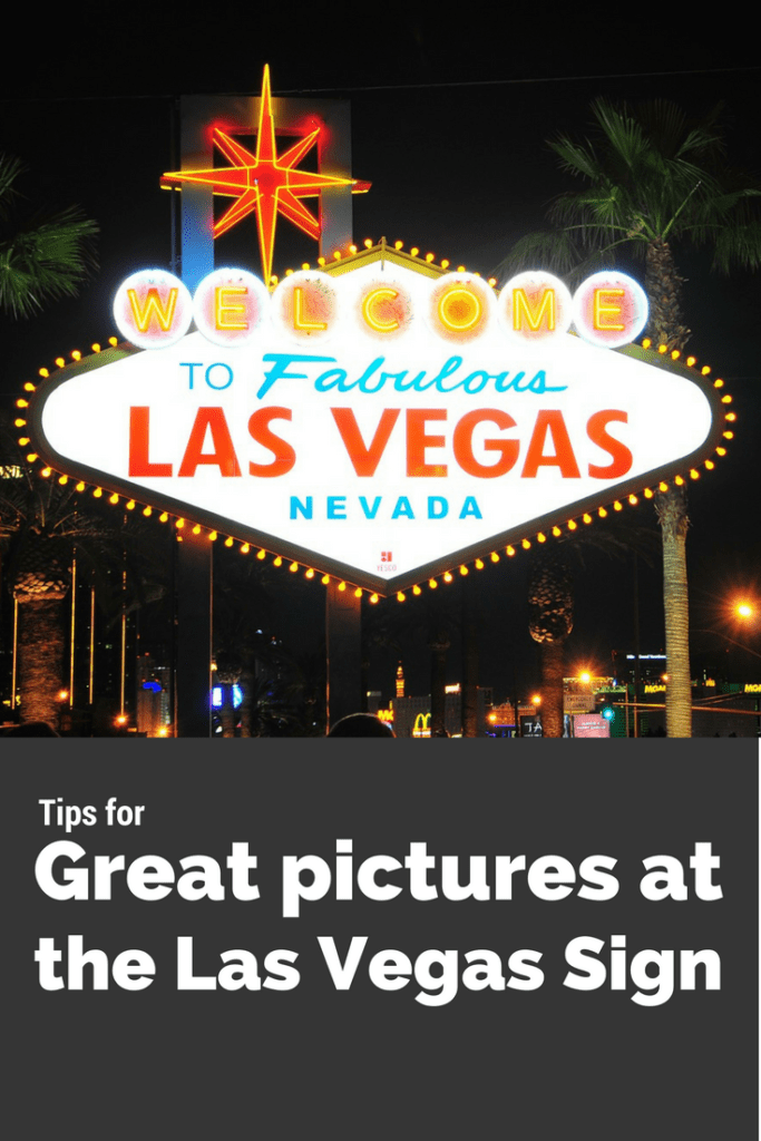 Classic Retro Welcome To Las Vegas Sign Simple Modern Flat Vector Style Illustration