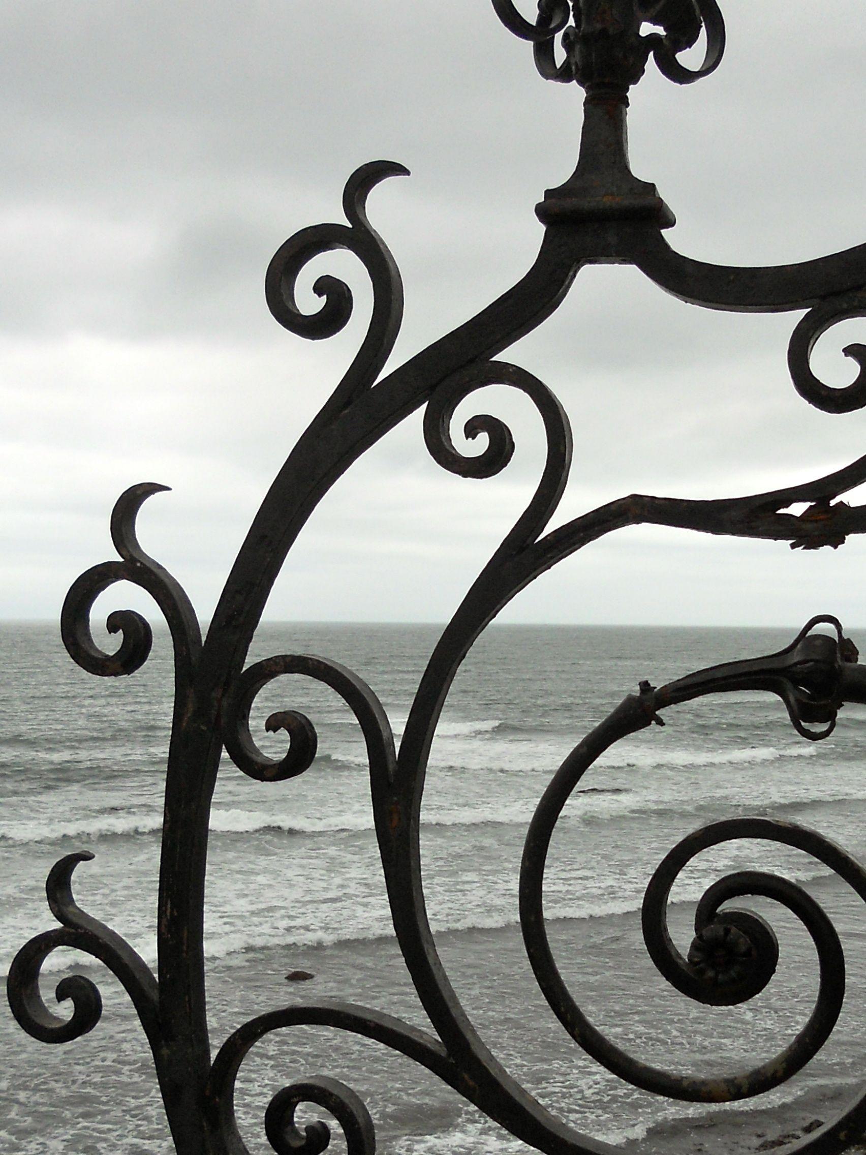 Beach & Gate at Newport