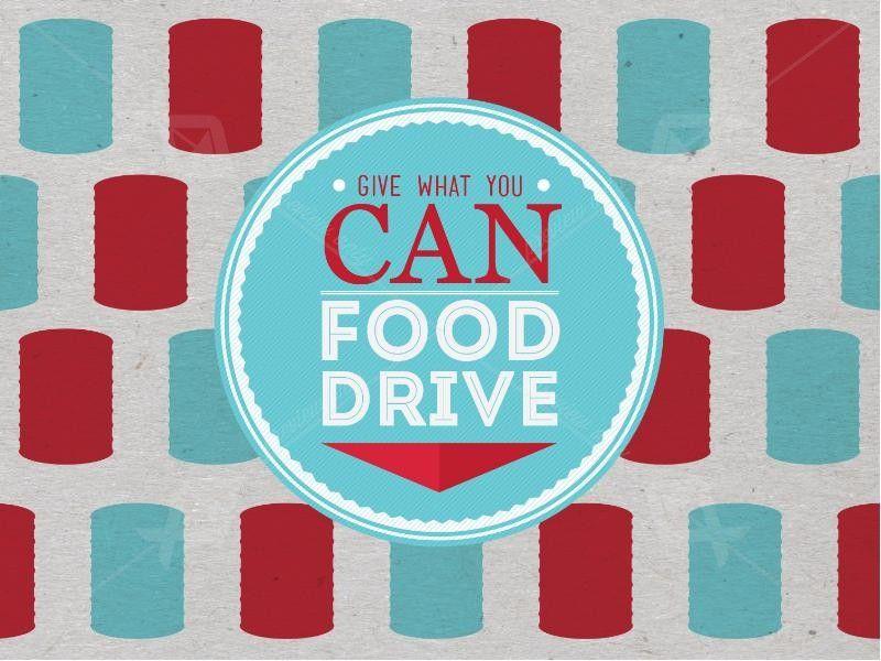 food drive powerpoint church marketing food drive food drive