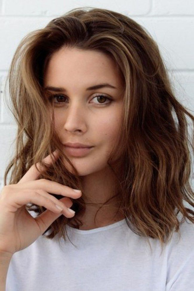 Welche Frisur Steht Mir So Findest Du Endlich Den Richtigen Haarschnitt Mittellanger Haarschnitt Frisuren Ovales Gesicht Einfache Frisuren Mittellang