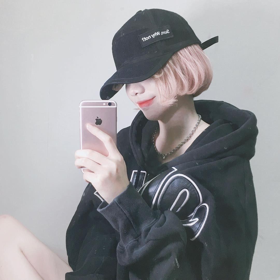 #tomboyteensfashion | Korean fashion tomboy, Ulzzang girl