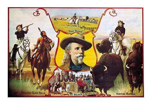 Buffalo Bill: From Prairie to Palace