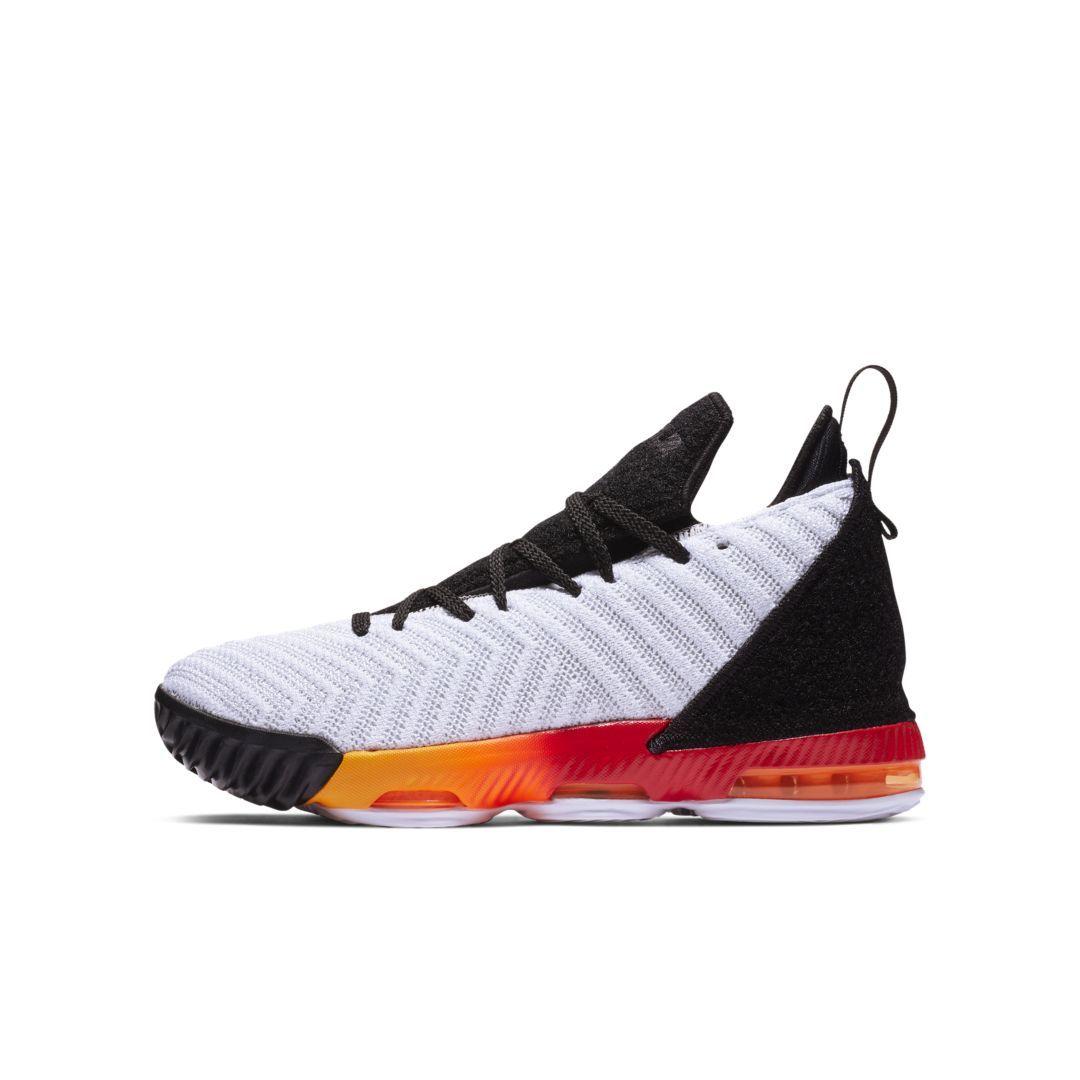 Big Kids' Basketball Shoe Size 6.5Y