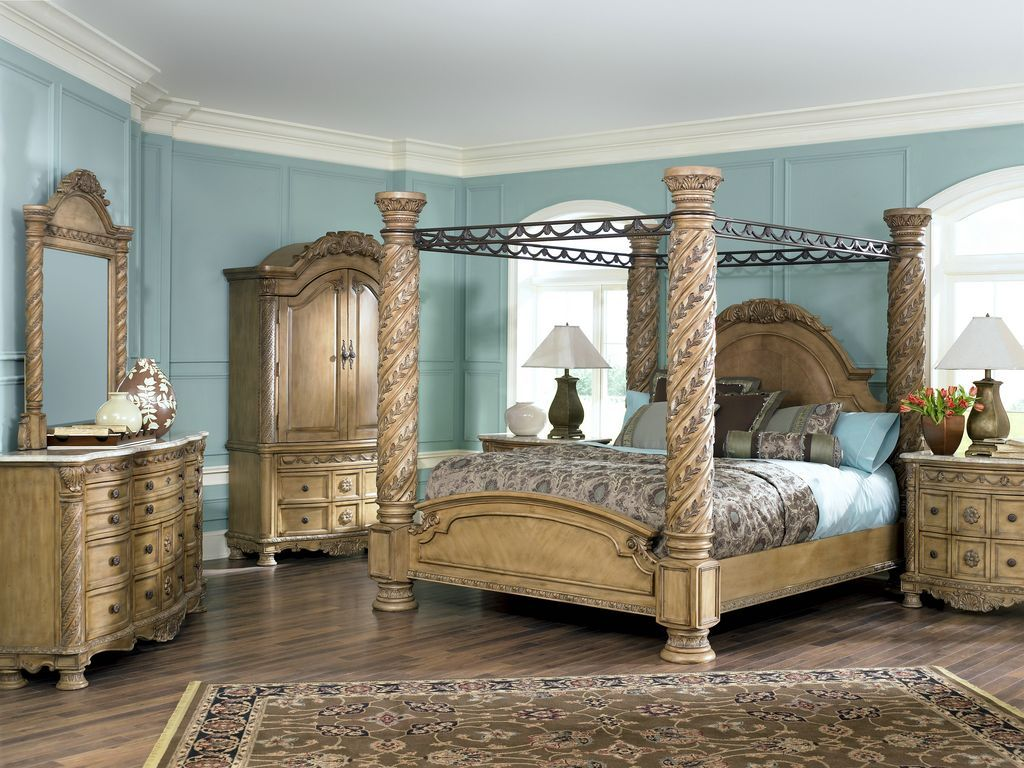 south shore bedroom furniture set in glazed bisque finish dream home pinterest antique. Black Bedroom Furniture Sets. Home Design Ideas