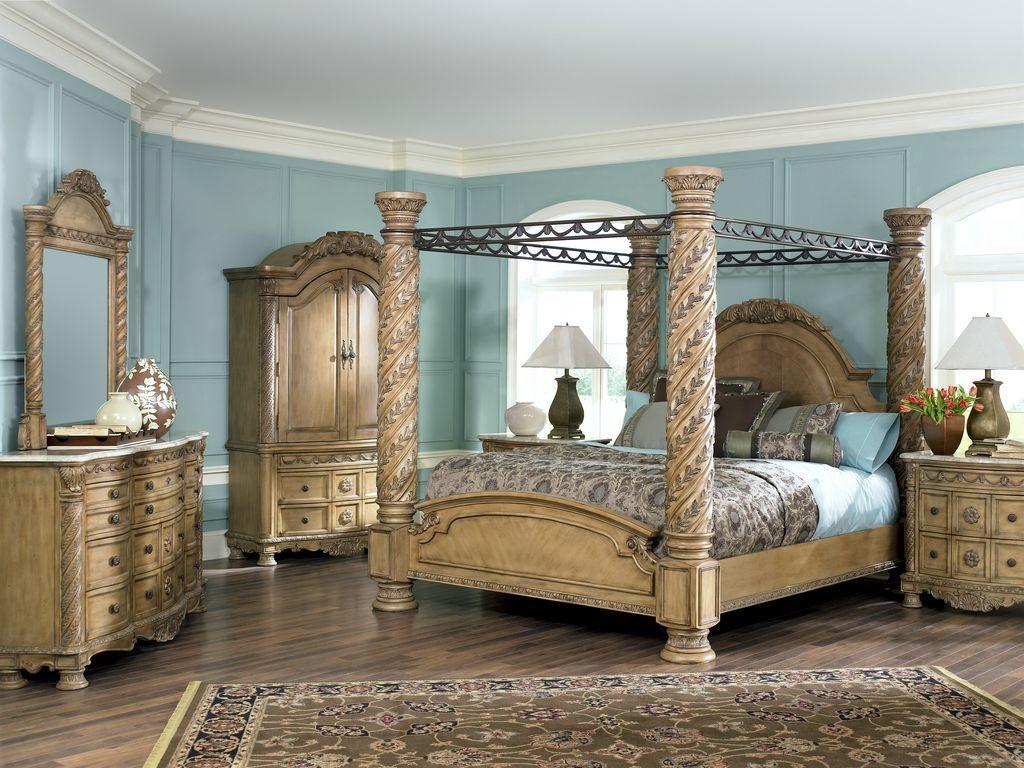 South Shore Bedroom Furniture Set In Glazed Bisque Finish Dream Home Pinterest Furniture