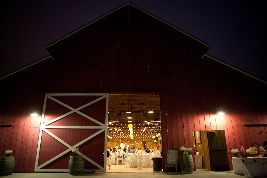 Diy Yellow And Gray Barn Wedding Photo By Http Www Bycherryphotography