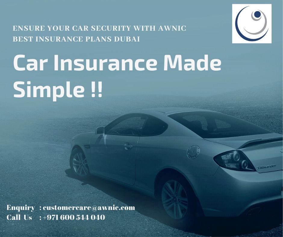 Cheapest Motor Insurance Uea Car Insurance Online Awnic Dubai