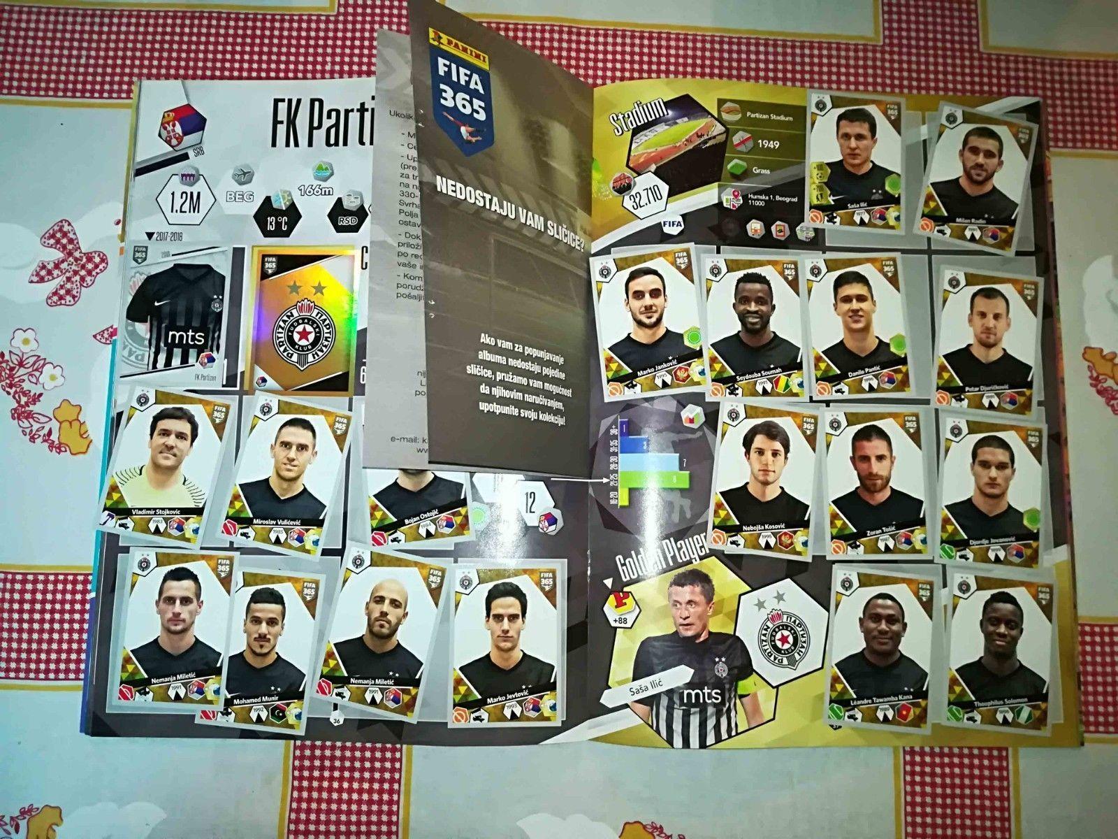 Panini Fifa 365 2017 2018 Balkan Edition Set Extrastickers S1 S60 Ebay Fifa Sports Cards Football And Basketball [ 1200 x 1600 Pixel ]
