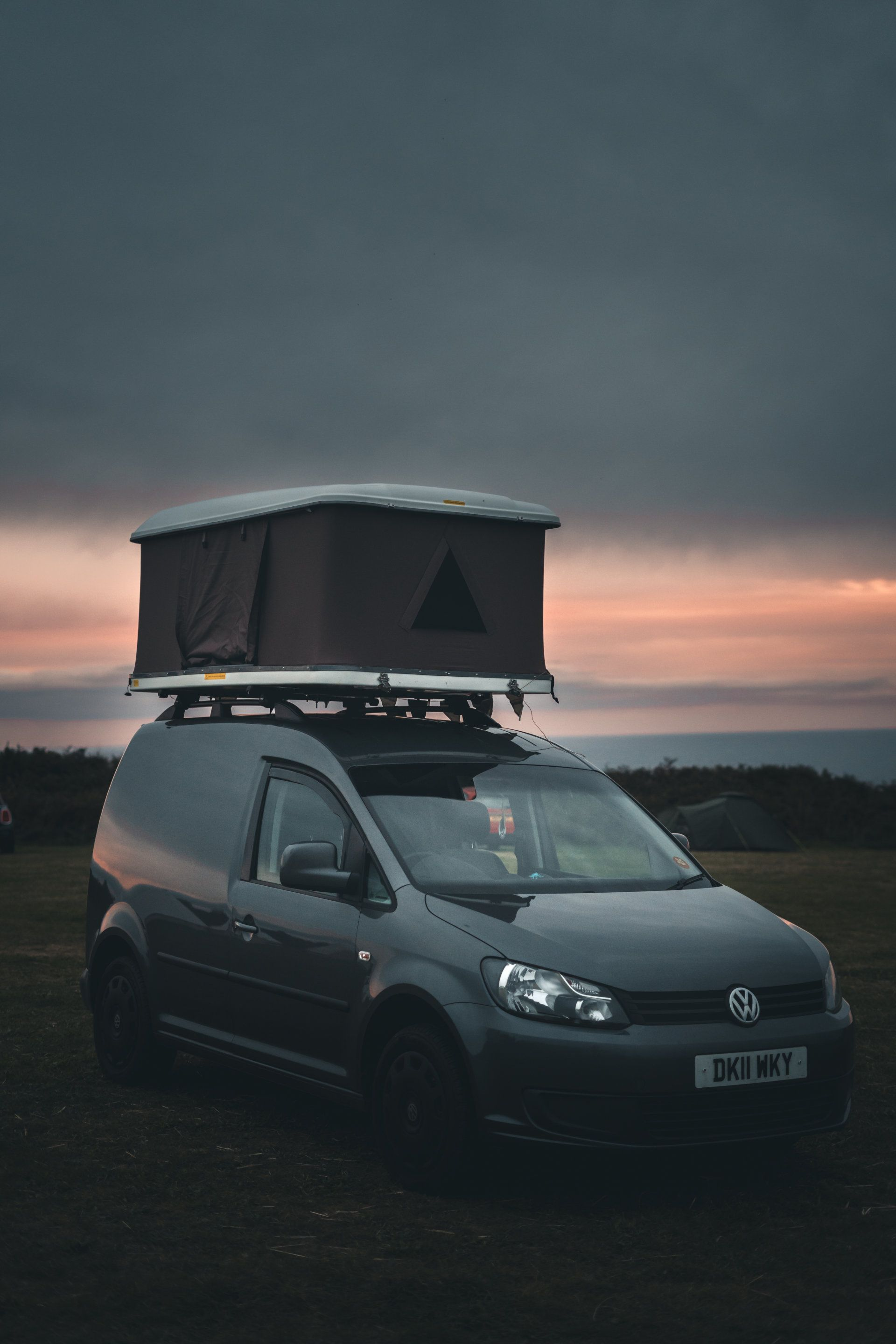 Our Good Friends At Bad Wolf Horizon Badwolfhorizon Instagram Took A Trip To Cornwall With Our Hard Shell Expedition Roof T Roof Tent Roof Top Tent Tent