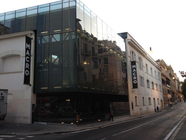 MACRO - Museo d'Arte Contemporanea Roma | Places to go ...
