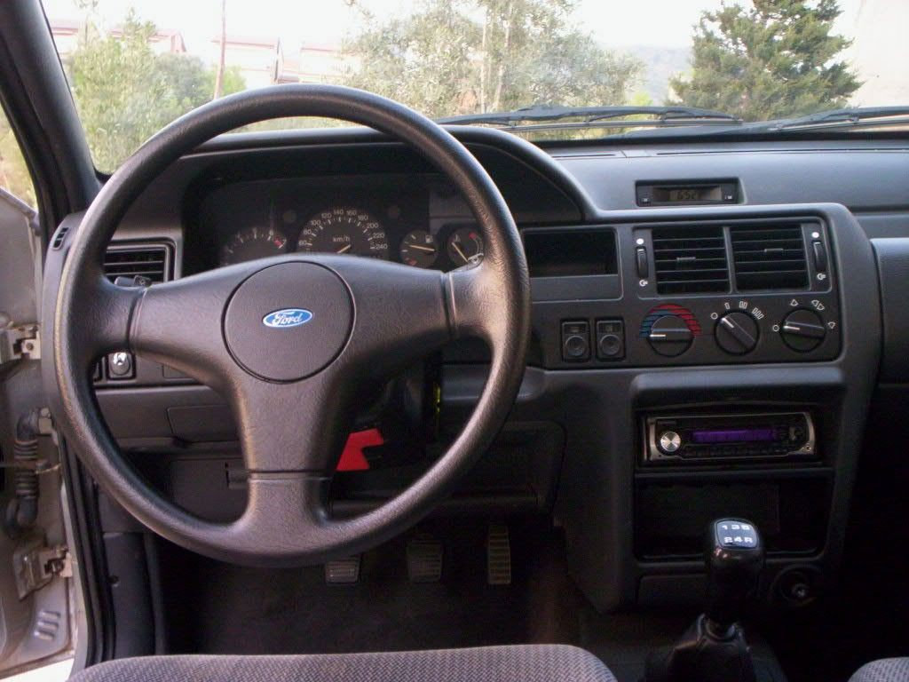 Ford Orion Ford Orion Ford Voiture