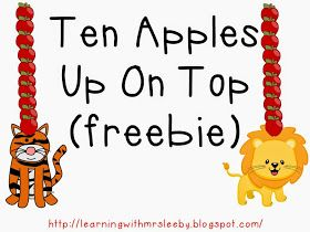 10 Apples on top