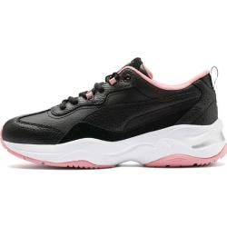 Photo of Puma women's sneakers Cilia Lux, size 40 in Puma Black-Bridal Rose-Puma Si, size 40 in Puma Black-Bri