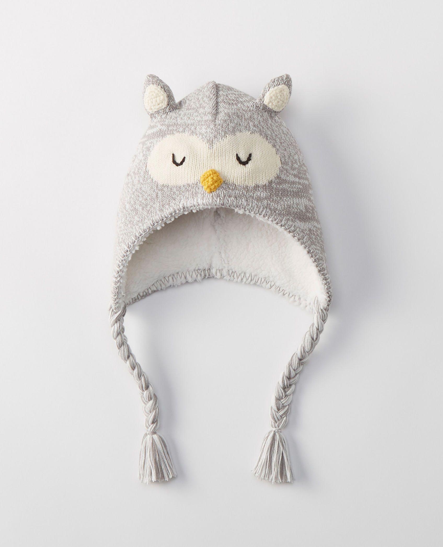 95886fc4738 Arctic Critter Beanie Mitten Gloves