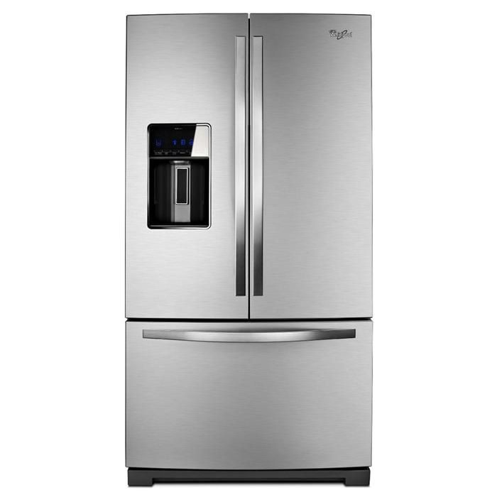 29 Cu Ft French Door Refrigerator With Coolvox Kitchen Sound System Nebraska Furniture Best French Door Refrigerator French Door Refrigerator French Doors