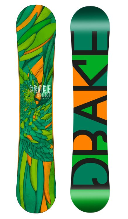 Gioiastocco Drake Snowboard Collection 2014 2015 Venice Snowboard Drake Collection