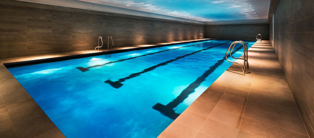 Equinox Hollywood Unparalleled Fitness Clubs In Southern California Fitness Club Equinox Fitness Saltwater Pool