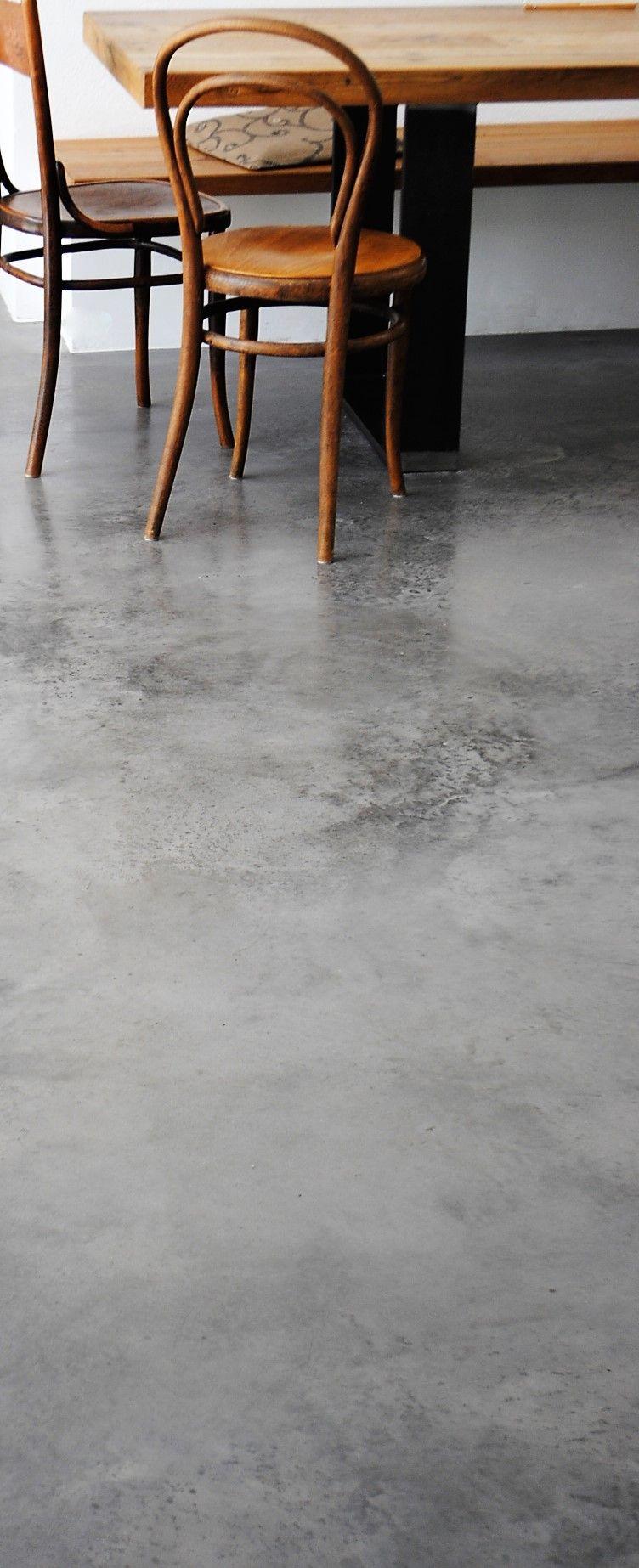 Wunderschön Fugenloser Fußboden Referenz Von Boden