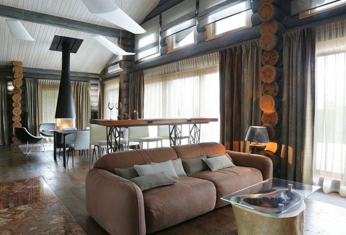 Wohnideen Holzhaus einrichtungsideen traumhaus kleines holzhaus wohnideen wohnideen