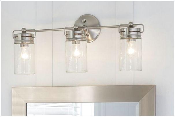 contemporary bathroom lighting fixtures Bathroom Lightning in 2018