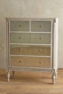 Tracey Boyd Mirelle Five-Drawer Dresser