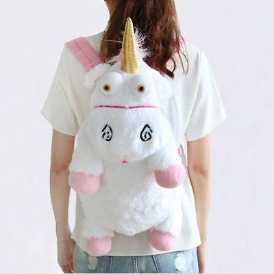 sac a dos licorne cartable peluche unicorn backpack 55cm. Black Bedroom Furniture Sets. Home Design Ideas