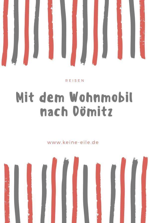 , Mit dem Wohnmobil nach Dömitz an der Elbe in Mecklenburg, Travel Couple, Travel Couple
