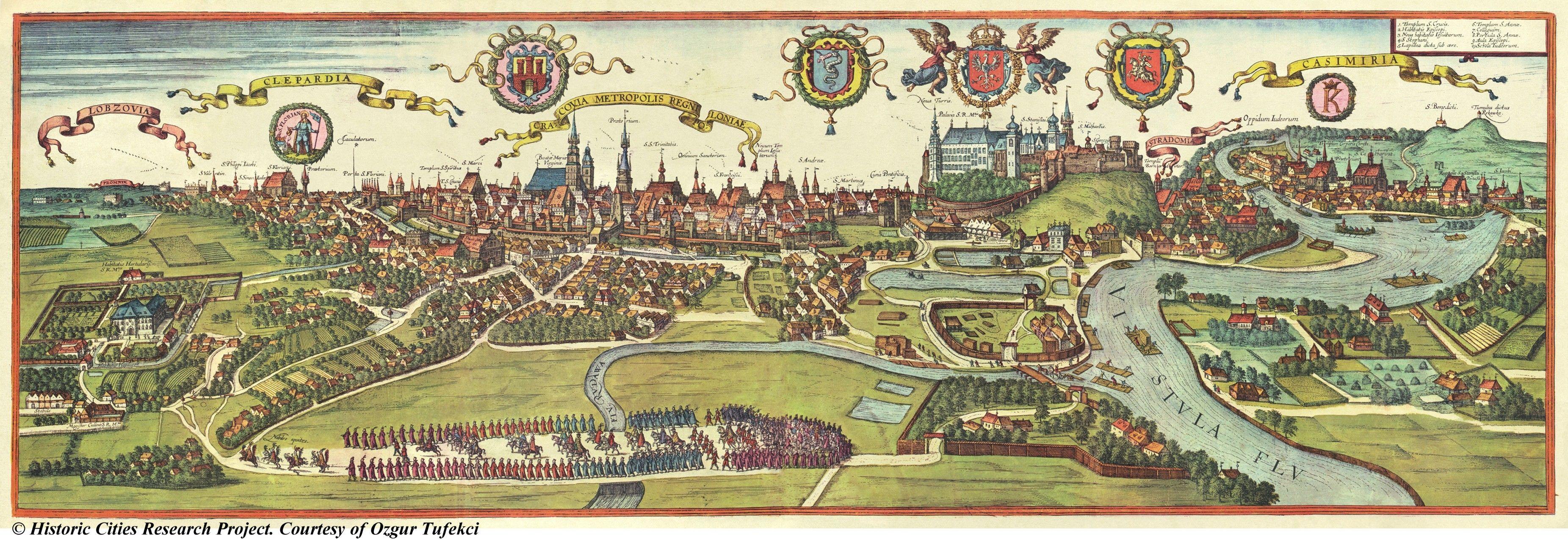 Krakow Anno 1617