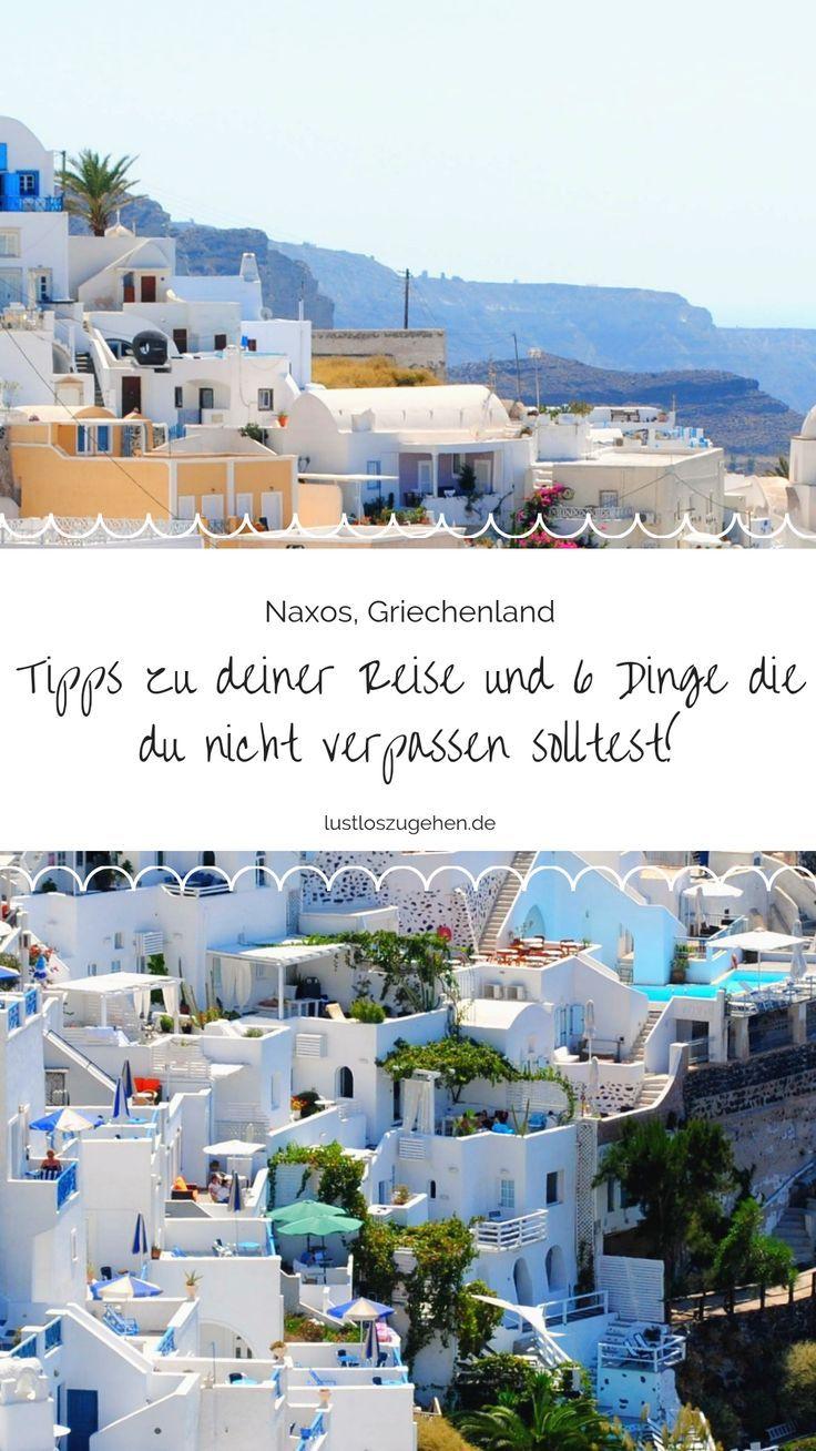 Die Insel Naxos Ein Kleines Paradies Mit Karibikstranden