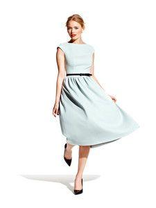Midi kleider 50er